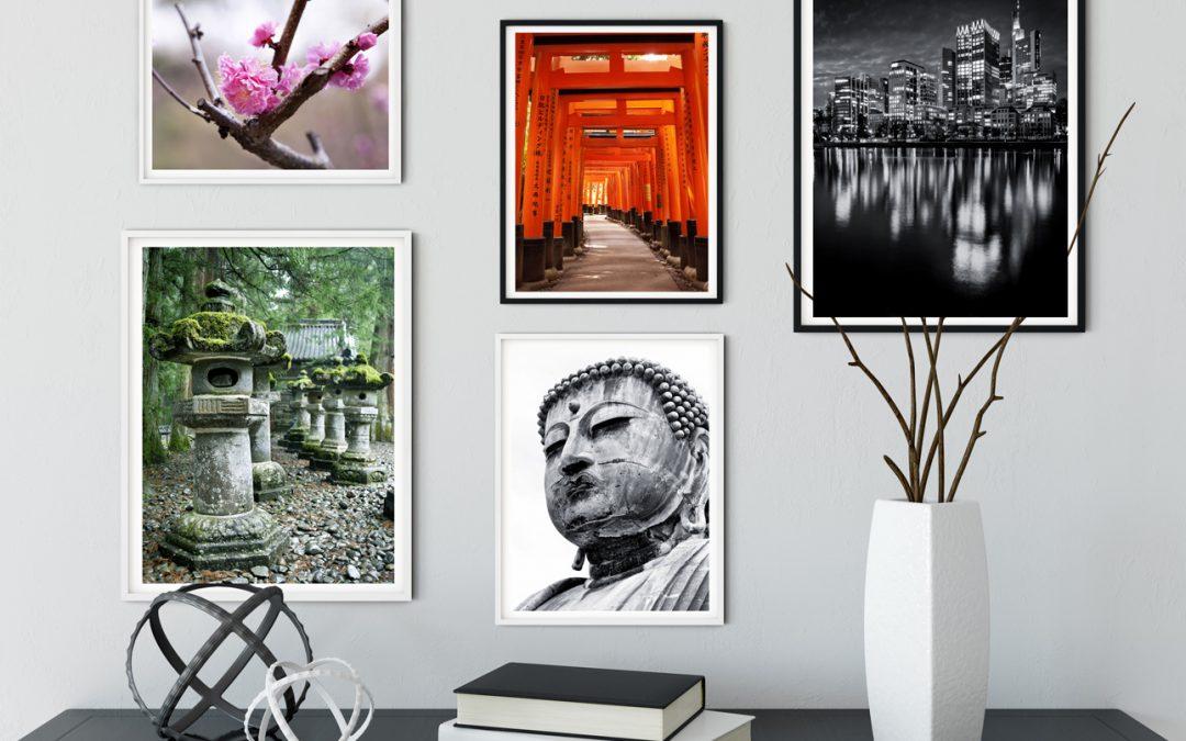 Fine art prints of Japan and Frankfurt - Clare J Sheridan Photography